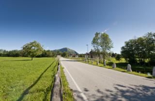 Das Zentrum von Monte Prat...heute