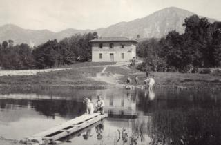 Das Zentrum von Monte Prat in 60 Jahren